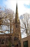 Image for St Alkmund's Church - Bell Tower - Shrewsbury, Shropshire, UK.