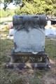 Image for J.B. Walker - Bethel Cemetery - Greenville, TX