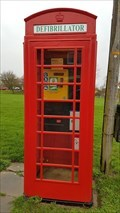 Image for Red Telephone Box - The Green - Dadlington, Leicestershire