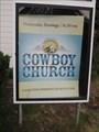 Image for Cowboy Church - Florence, Montana
