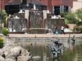 Image for Blackhawk Plaza Fountain 1 - Blackhawk, CA