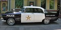 Image for Vintage Police Patrol Car