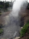 Image for Dragon's Mouth Springs - Yellowstone N.P., Wyoming