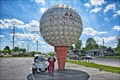 Image for Giant Golf Ball and Tee - Heath OH