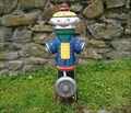 Image for Another Painted Upper Floor Hydrant - Sankt Englmar, BY, Germany