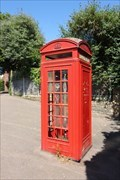 Image for Red Telephone Box - Belmont Park, London, UK