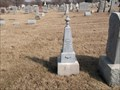Image for Agness M. Ambrose - Waynetown Masonic Cemetery, Waynetown, IN.
