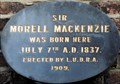 Image for Sir Morell MacKenzie - Browning Road, London, UK