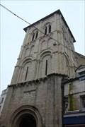 Image for Le Clocher de l'Église Saint-Porchaire - Poitiers, France