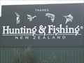 Image for Hunting & Fishing - Thames, North Island, New Zealand
