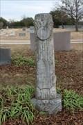 Image for Jacob King Stowe - Graford Cemetery - Graford, TX