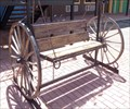 Image for Wagon Wheel - Bench/Swing B - Amarillo, Texas, USA