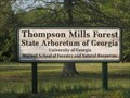 Image for Thompson Mills Forest State Arboretum of Georgia
