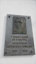 Image for Hermann Ungar - Boskovice, Czech Republic