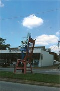 Image for Three Stacked Chairs - Kirkwood, Missouri