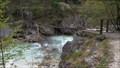 Image for Hiking Path Footbridge across the soca river, Trenta - Slowenia