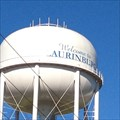 Image for City of Laurinburg Water Tower, 401N at FCC Plant