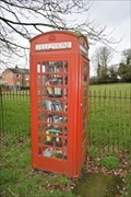 Image for Red Telephone Box - Burton Overy, Leicestershire, LE8 9DL