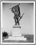 Image for 1908 & 2014 -- Rhode Island Memorial, Vicksburg NMP, Vicksburg MS