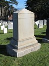 William R Parnell, MOH, Backside, San Francisco National Cemetery