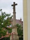 Image for Churchyard cross - Milonice, Czech Republic
