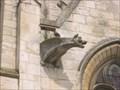 Image for Gargouilles Eglise Notre Dame. Niort. Fr
