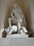 Image for Victorious Guardsman  -  Versailles, France