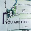 Image for You are Here Mast Arboretum Map - Nacogdoches, TX