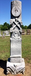 Image for Elbert B. Ellington - Knights of Honor Cemetery - Blossom, TX