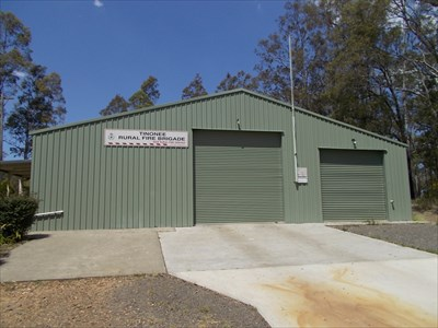 Volunteer Rural Fire Service, Park St, Tinonee, NSW