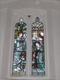 Image for All Saints Church Windows - Sudborough, Northamptonshire, UK