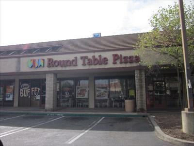Round Table Pizza C St Galt Ca Pizza Shops Regional