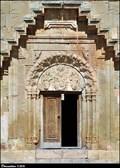 Image for Portal of Surb Astvatsatsin / Mother of God Church - Noravank Monastery (Vayots Dzor province - Armenia)