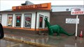 Image for Sinclair Oil Dinosaur - Pine Bluffs, WY
