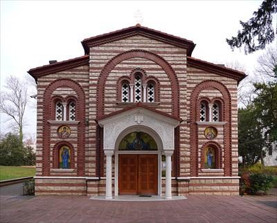 Frankfurt griechisch orthodoxe kirche