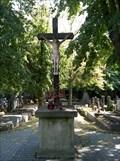 Image for Central Cross On Kladno-Švermov Cemetery, Czechia