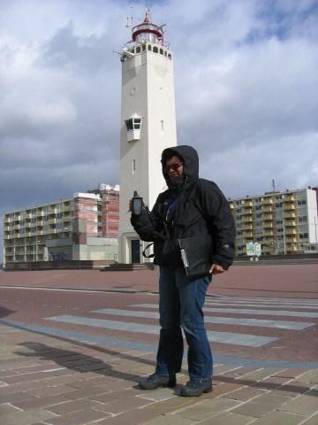 Vuurtoren Noordwijk