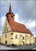 Image for Church of the Holy Cross / Kostel Sv. Kríže - Príbor (North Moravia)