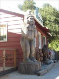 Image for Bigfoot carving - Felton, CA