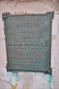 Image for Malécon - 1901 - Havana, Cuba