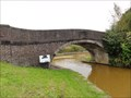 Image for Trent And Mersey Canal Towpath Bridge Over The Macclesfield Canal - Kidsgrove, UK