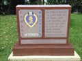 Image for Purple Heart Monument, Fort Myers, Florida