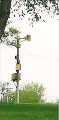Image for Courthouse Lawn Siren - Canadian, TX