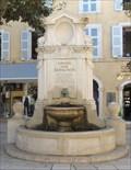 Image for La Fontaine Baragnon - 1911 - Cassis, France