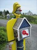 Image for Fisherman Mailbox, Lunenburg, Nova Scotia