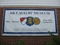 Image for 6th Cavalry Museum - Ft Oglethorpe, GA