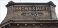 Image for 1870 - Brown & Muff Department Store - Bradford, UK