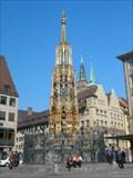 "Image for ""Schöner Brunnen"" am Hauptmarkt Nürnberg"
