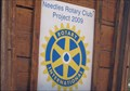 Image for Rotary Welcome Wagon ~ Needles, California, USA.