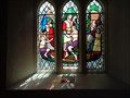Image for The Good Samaritan -  St Nicholas Church - Looe, Cornwall, UK.